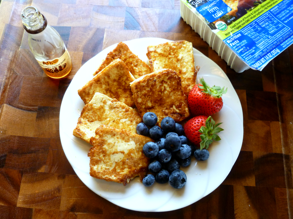 tofu french toast
