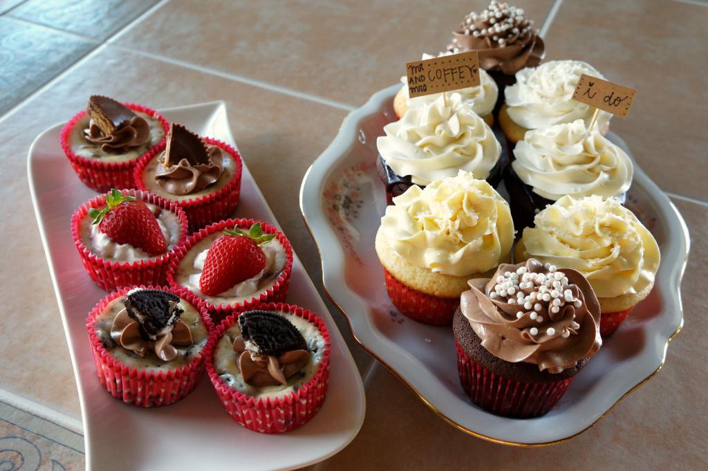 small-batch cupcake recipes | The Baking Fairy