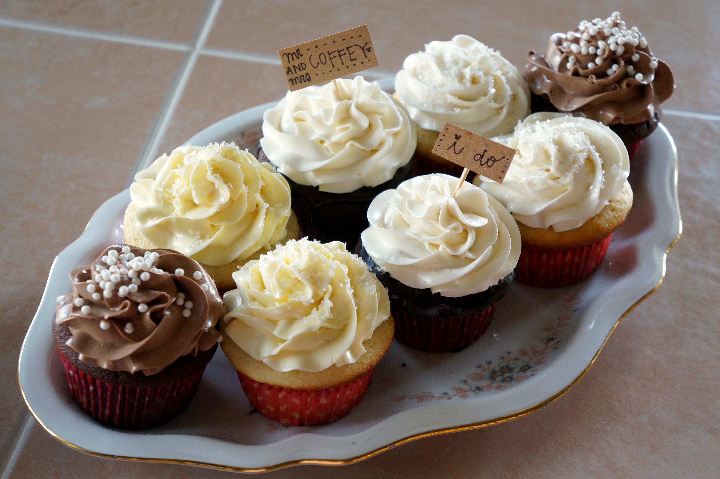 Wedding Cake Tasting {small-batch Recipes}