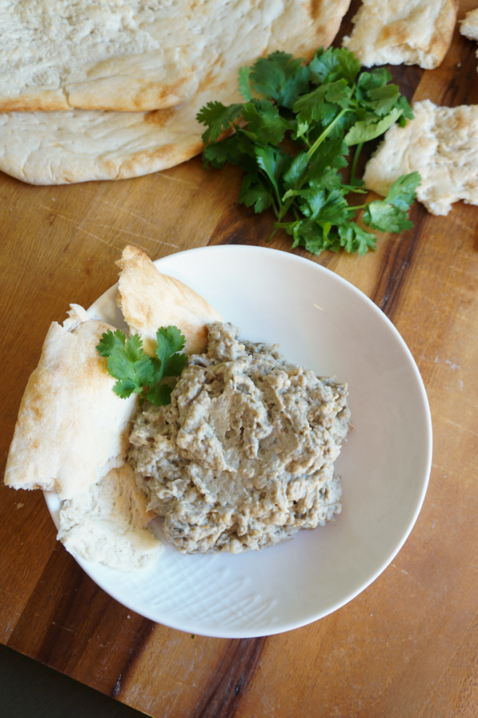 baba ganoush | The Baking Fairy