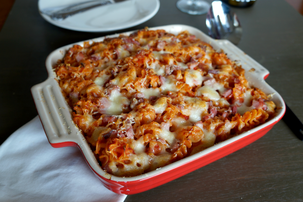 pasta al forno | The Baking Fairy