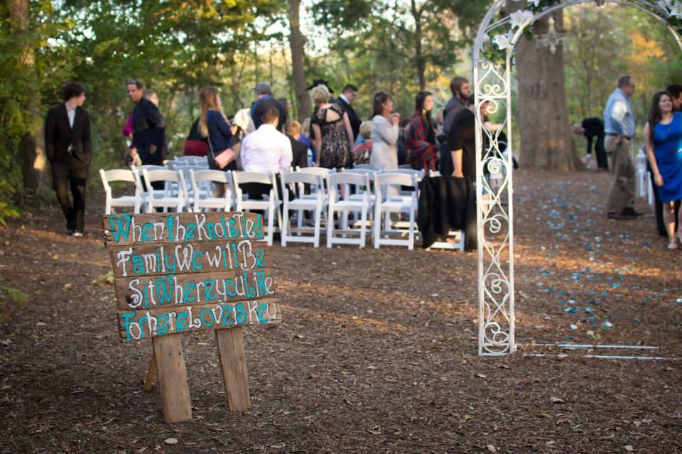 turquoise & white wedding | The Baking Fairy