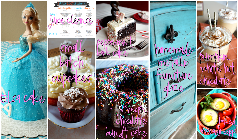 the highlights of 2014 | The Baking Fairy