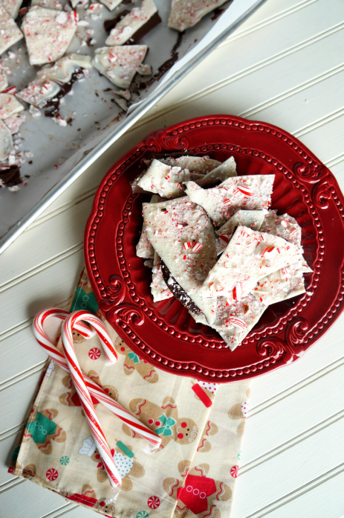 peppermint bark | The Baking Fairy
