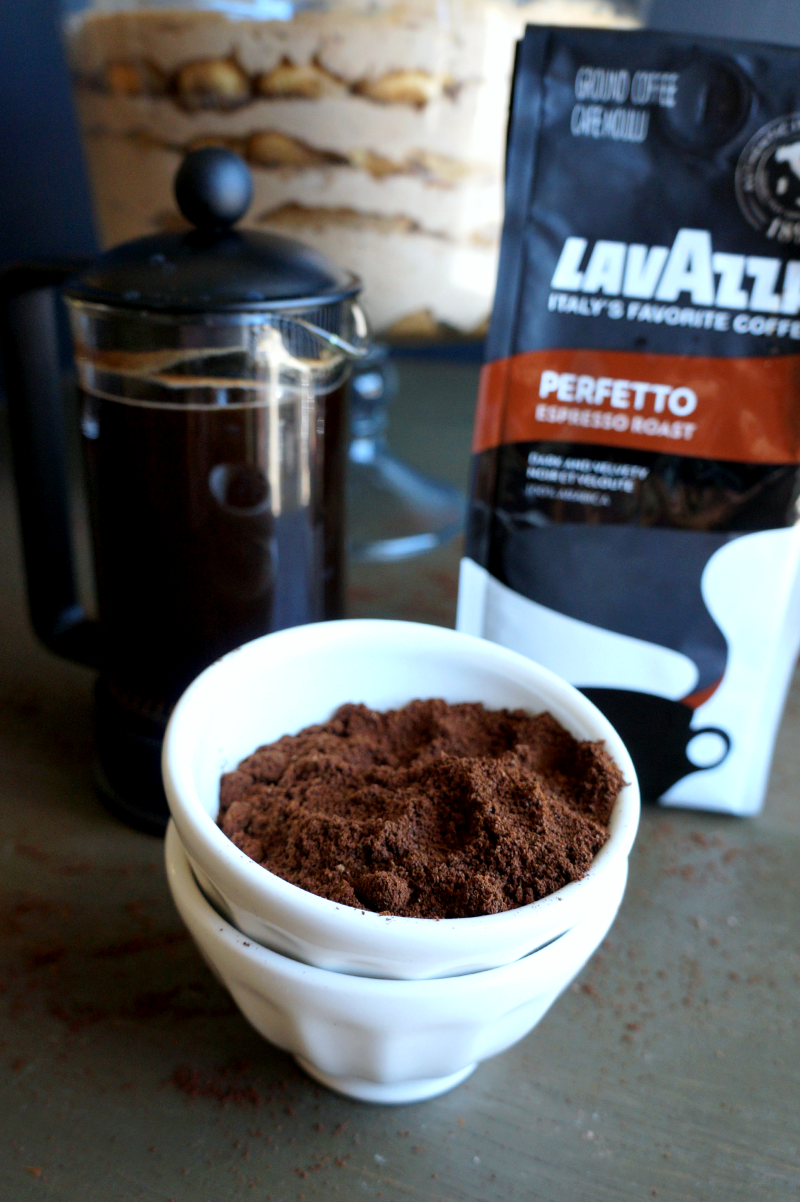 mocha tiramisu with Lavazza Coffee   The Baking Fairy