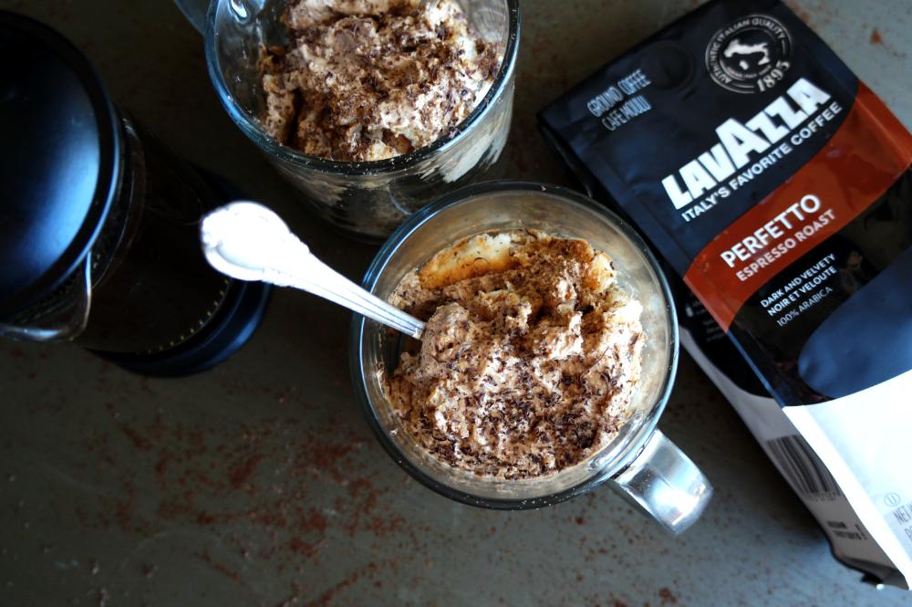 mocha tiramisu with Lavazza Coffee | The Baking Fairy