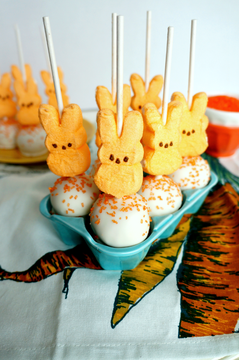 carrot cake pops   The Baking Fairy