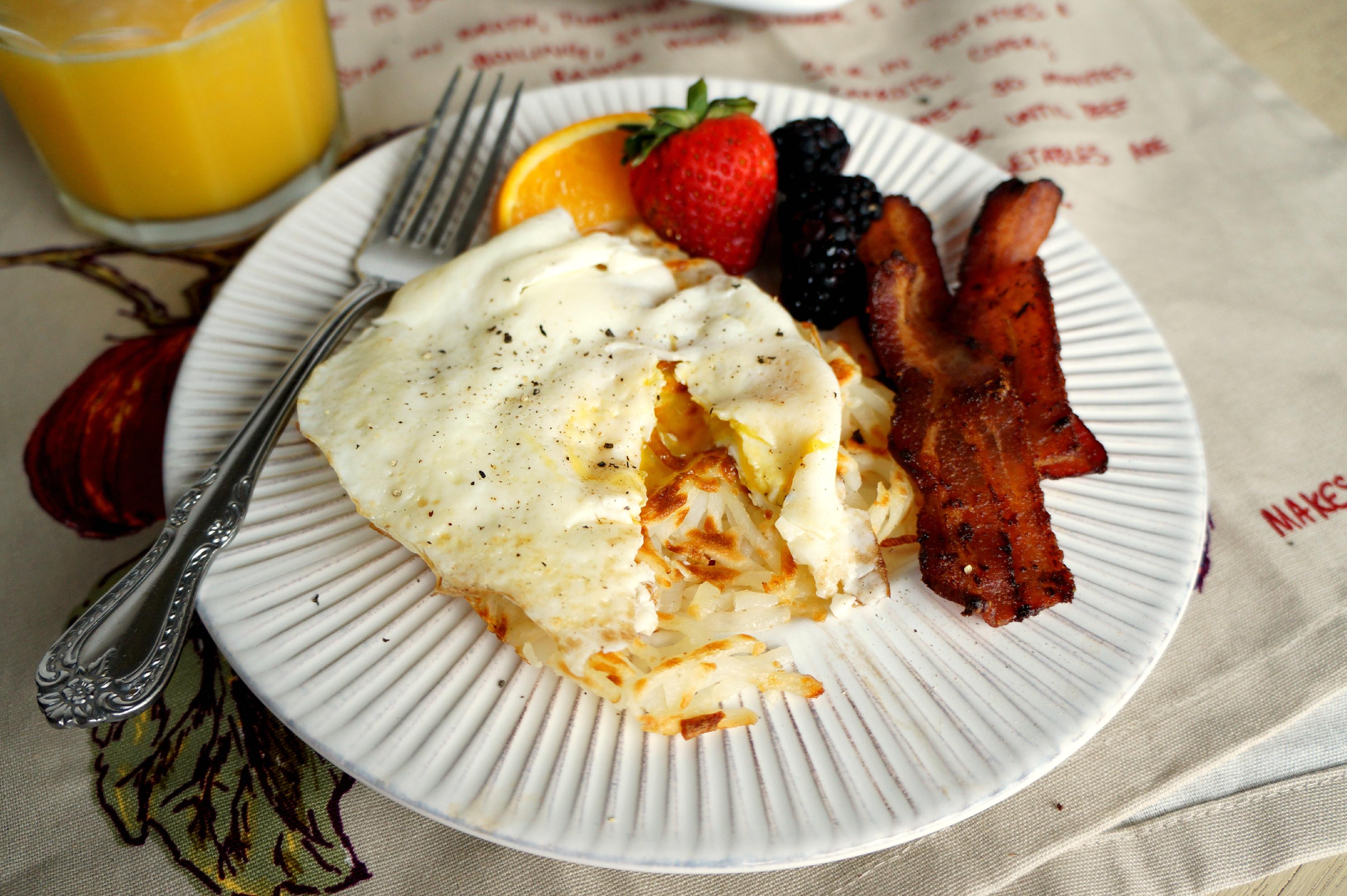 hashbrown waffles | The Baking Fairy