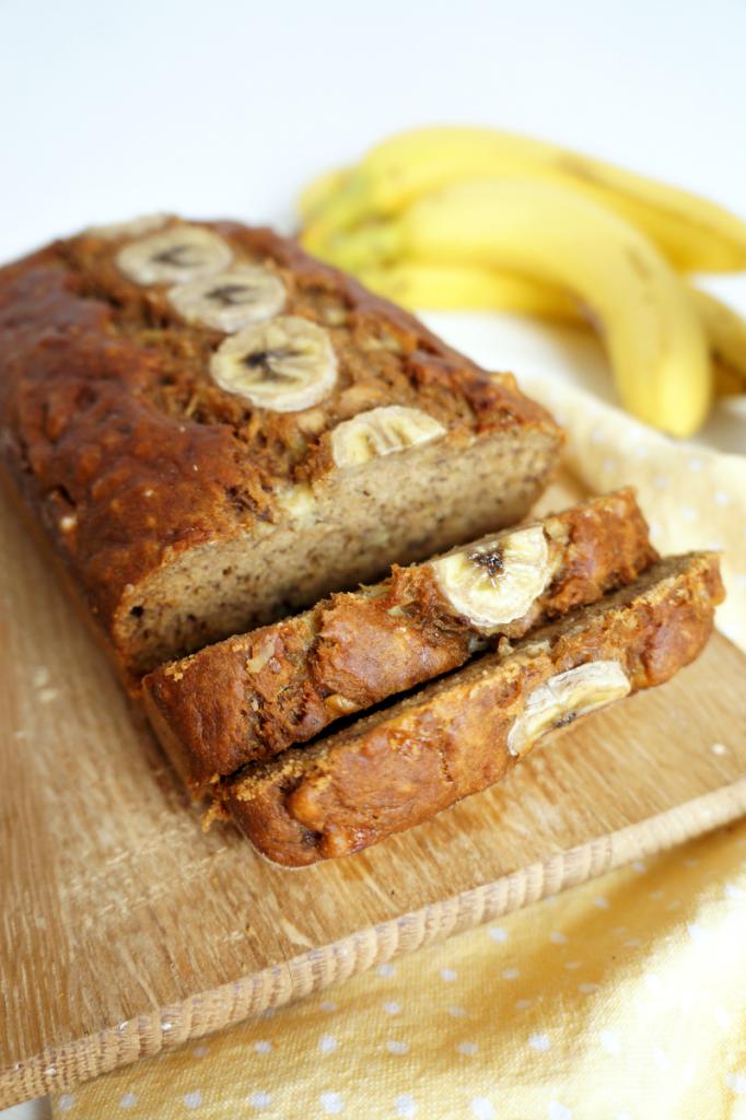 The Perfect Vegan Banana Bread The Baking Fairy