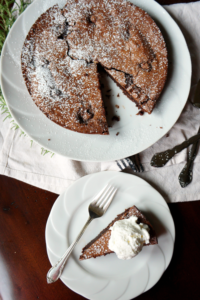 Baci-stuffed Italian chocolate cake   The Baking Fairy