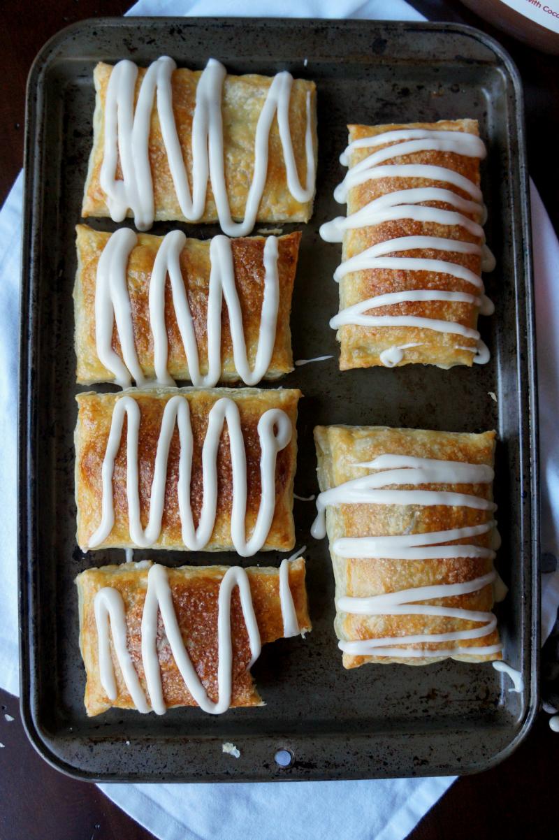 Nutella toaster strudel | The Baking Fairy
