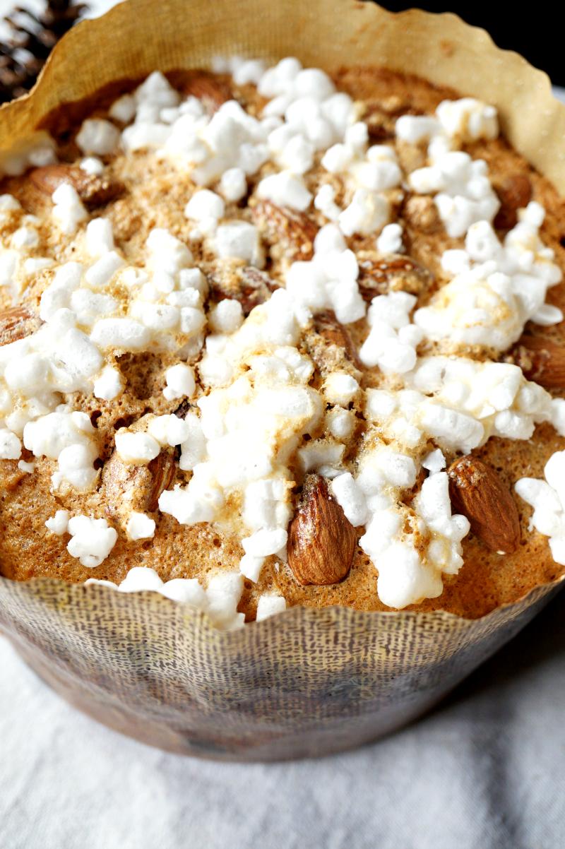 homemade panettone | The Baking Fairy