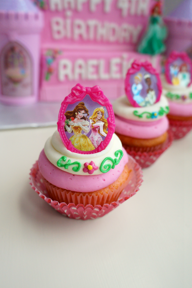 Terrific Princess Castle Birthday Cake The Baking Fairy Personalised Birthday Cards Beptaeletsinfo