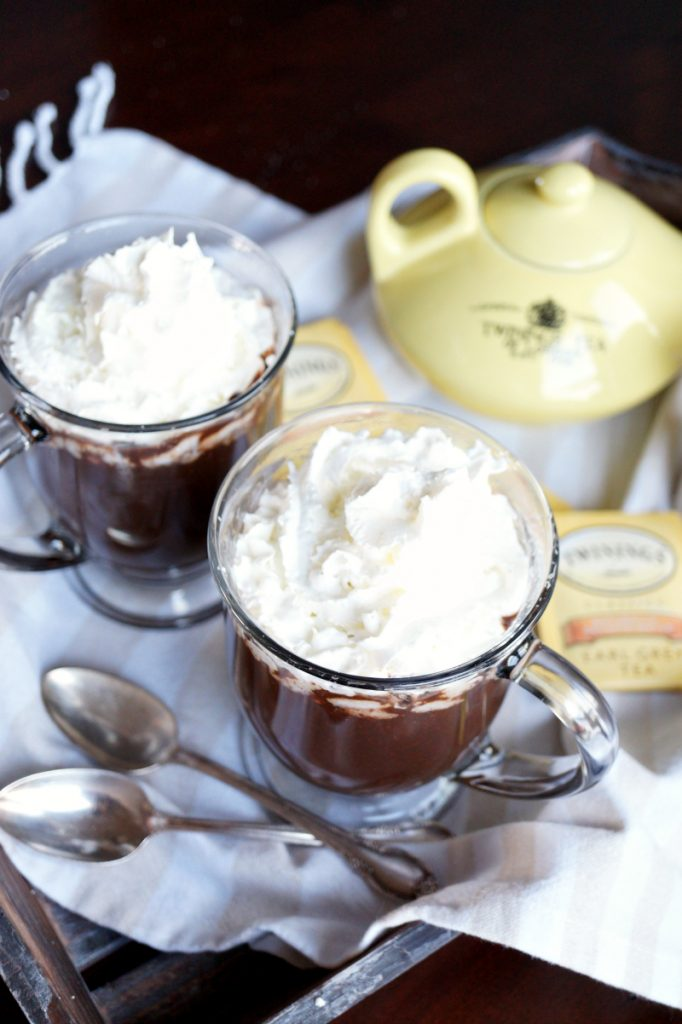 earl grey hot cocoa | The Baking Fairy