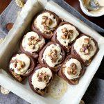 chocolate peanut butter sweet rolls   The Baking Fairy