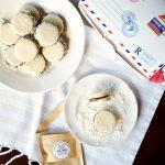 brazilian alfajores {Box 2 Bake review} | The Baking Fairy