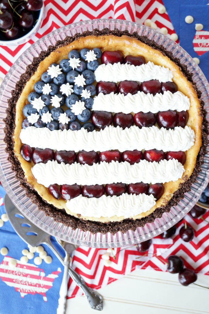 recipe: american flag cheesecake recipe [27]