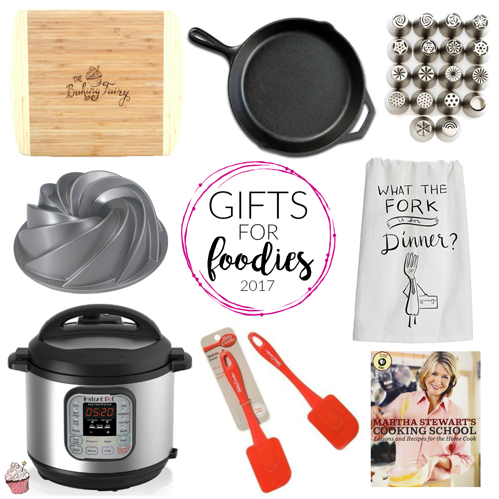 the baking fairy's holiday gift guide 2017