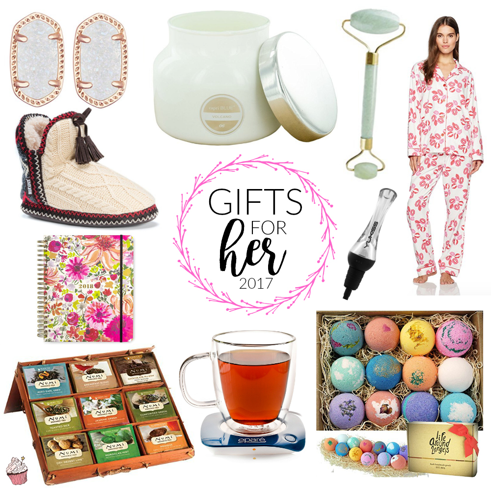 the baking fairy's holiday gift guide 2017 {gifts for her} | The Baking Fairy