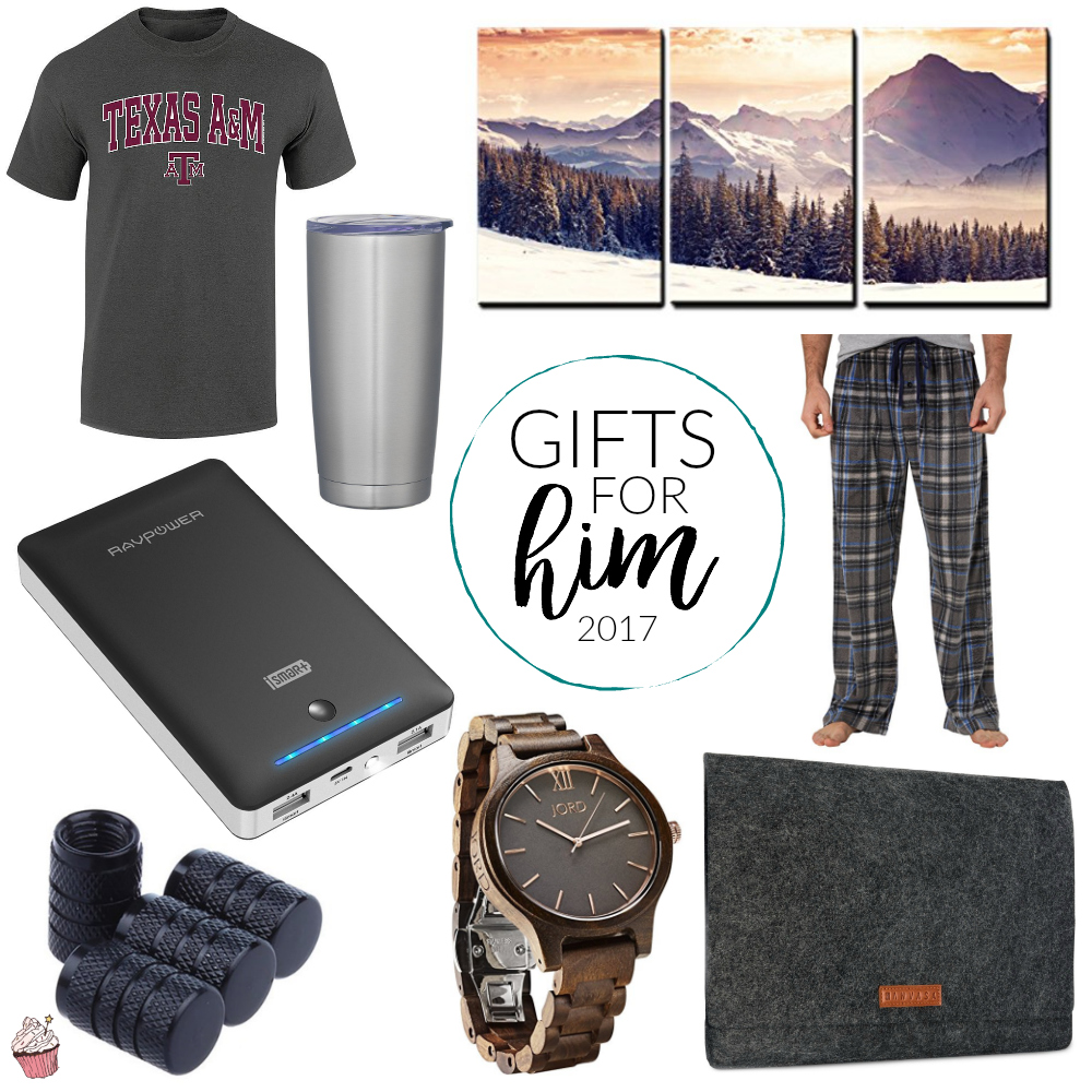 the baking fairy's holiday gift guide 2017 {gifts for him} | The Baking Fairy