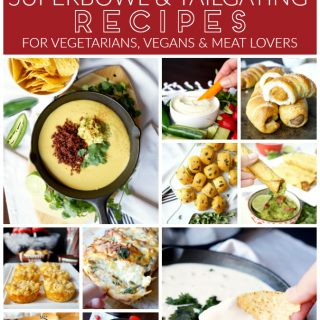 the 25 best superbowl & tailgating recipes | The Baking Fairy