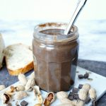 homemade chocolate coconut peanut butter | The Baking Fairy
