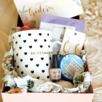 bridesmaid proposal boxes | The Baking Fairy