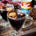 vanilla & spice hot mulled wine | The Baking Fairy #ChristmasSweetsWeek #JoyJolt #DrinkForJoy #ad