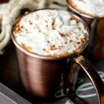 vegan date sweetened hot cocoa | The Baking Fairy
