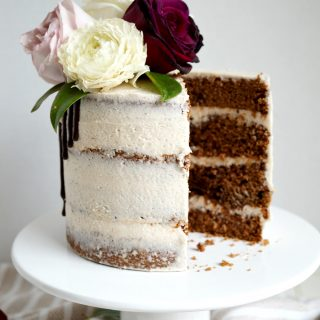 vegan cinnamon swirl cake   The Baking Fairy