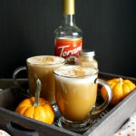 the best {and easiest} vegan pumpkin spice latte | The Baking Fairy #PumpkinWeek
