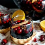 holiday red wine sangria | The Baking Fairy