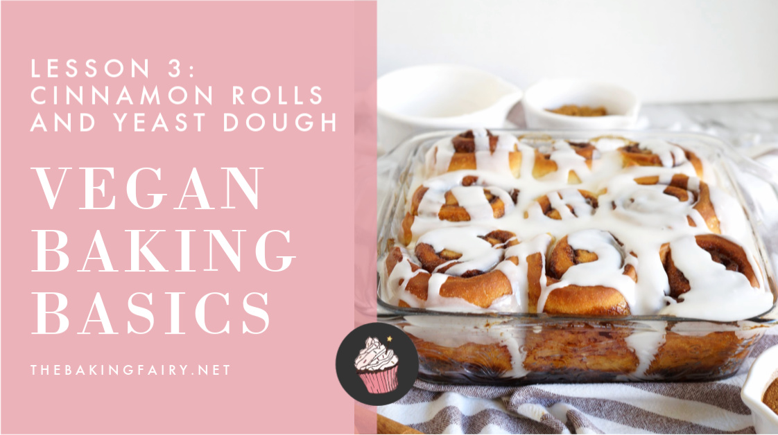 cover photo with cinnamon rolls