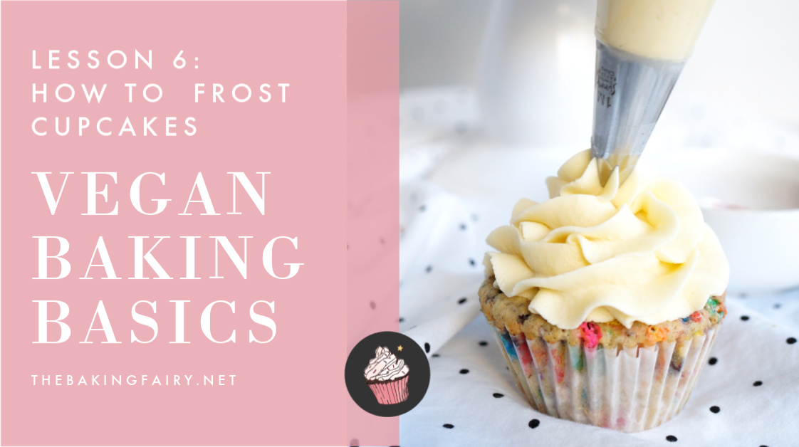 how to frost cupcakes cover image