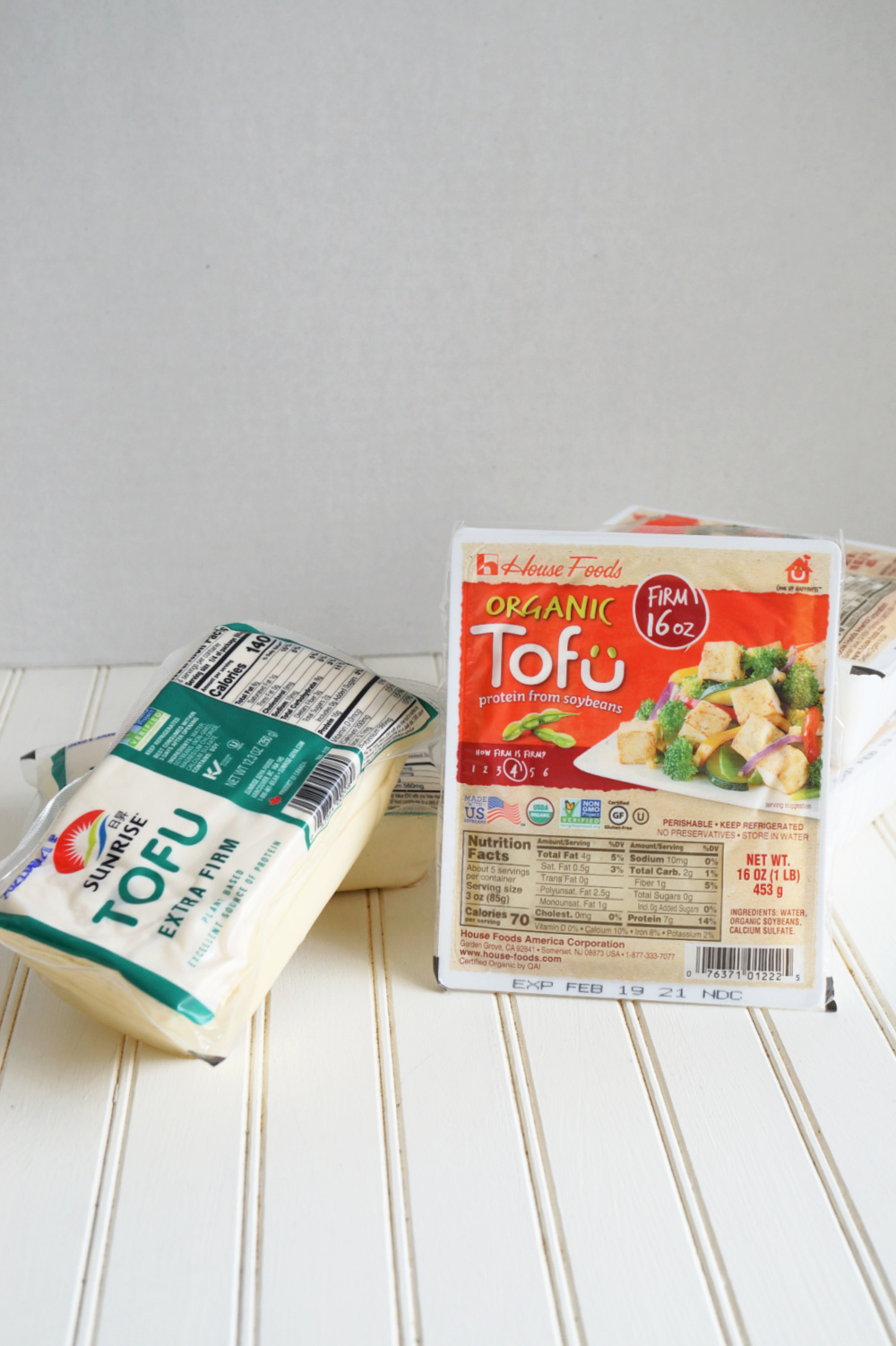 tofu packages